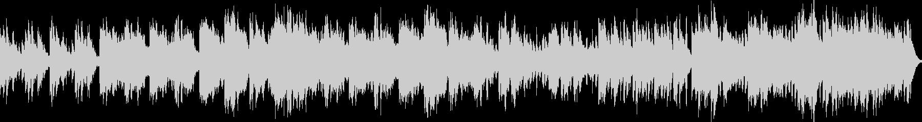 パーカッション抜き ループ処理版の未再生の波形