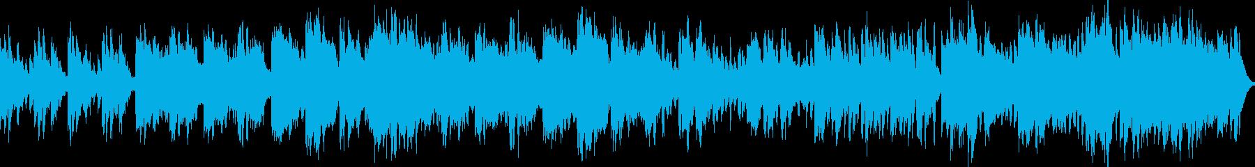 パーカッション抜き ループ処理版の再生済みの波形