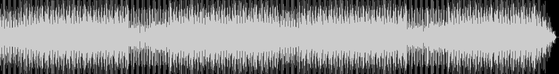 クイズで使える 考え中BGMの未再生の波形