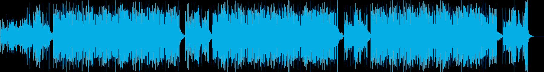 かわいいベルが主役うきうきポップな日常dの再生済みの波形
