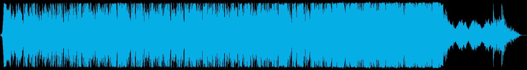 テクノ ハードコア 実験的な アン...の再生済みの波形