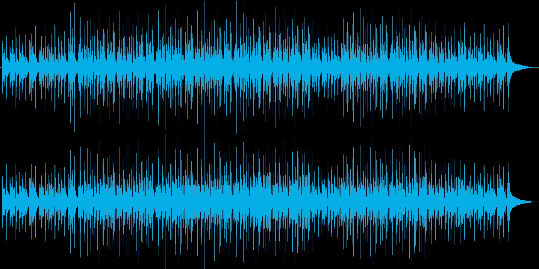 (フュージョン)グランツーリスモのメニ…の再生済みの波形