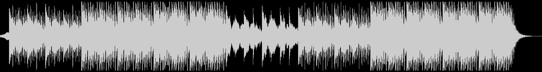 躍動感,オシャレCM、フルバージョンの未再生の波形
