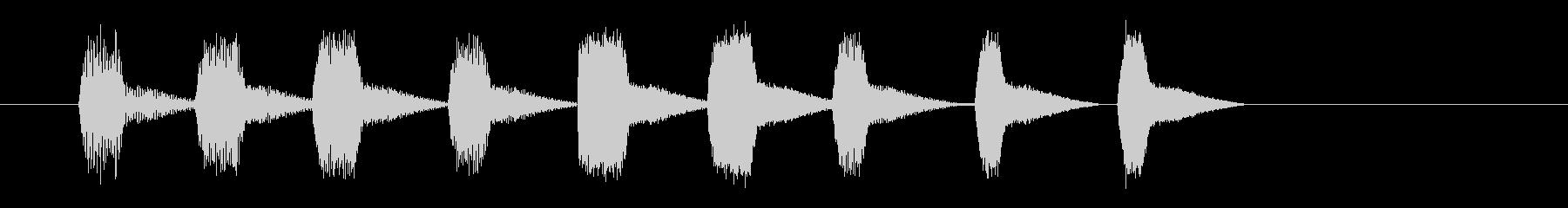 上昇_アップ_200704の未再生の波形