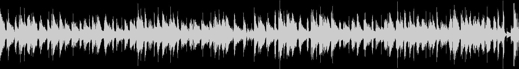 ウンチャカ / ほのぼのループBGMの未再生の波形