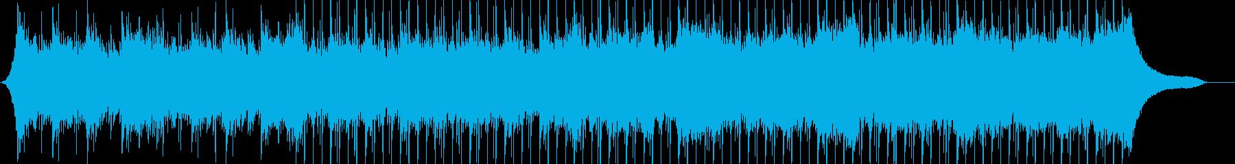 企業VP116、爽快、シンプル、ピアノbの再生済みの波形
