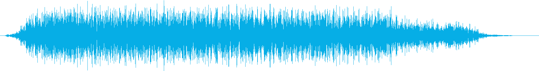 モンスター 悲鳴 44の再生済みの波形