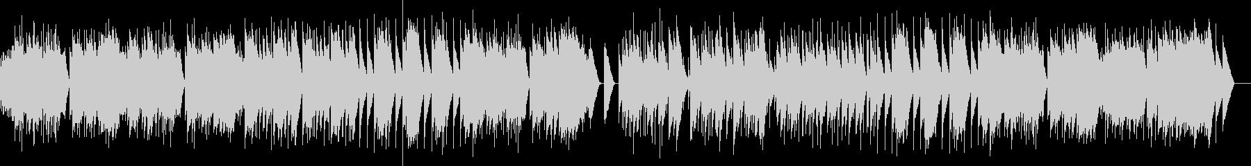フォーレ 3.シシリエンヌ  オルゴールの未再生の波形