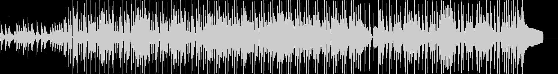 オシャレ/ピコピコ/日常系/リコーダーの未再生の波形