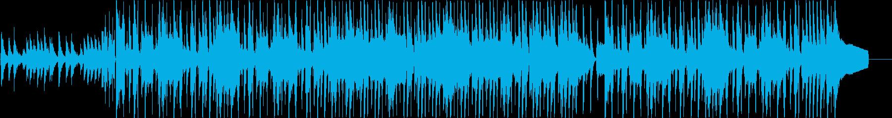 オシャレ/ピコピコ/日常系/リコーダーの再生済みの波形