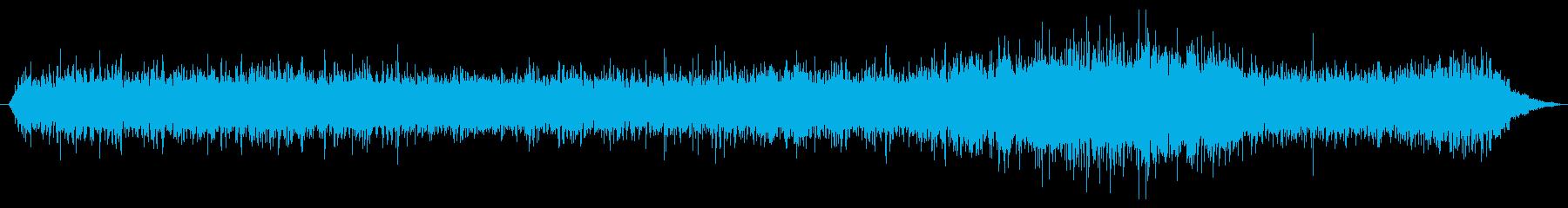 水 パドリングプール01を充填の再生済みの波形