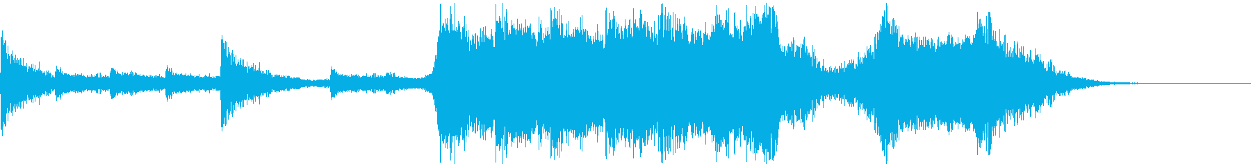 トレーラー・CMの再生済みの波形