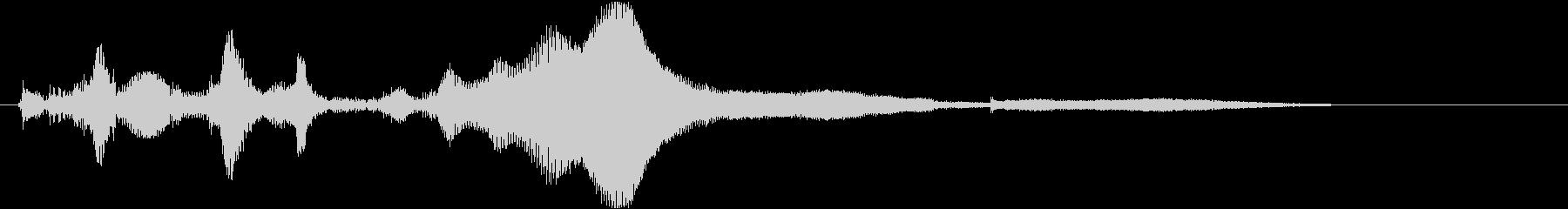 トラックスタート/アウェイ; Mo...の未再生の波形