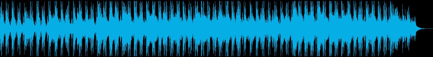 エスニック、砂漠、ミステリアスの再生済みの波形