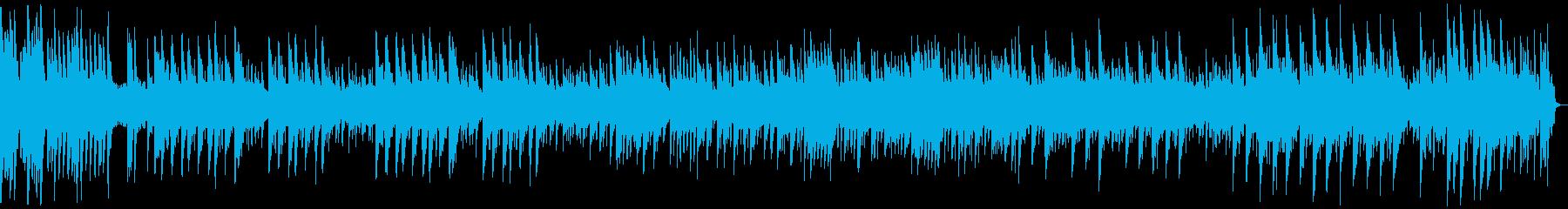 8bit ファンタジーな大海原をイメージの再生済みの波形