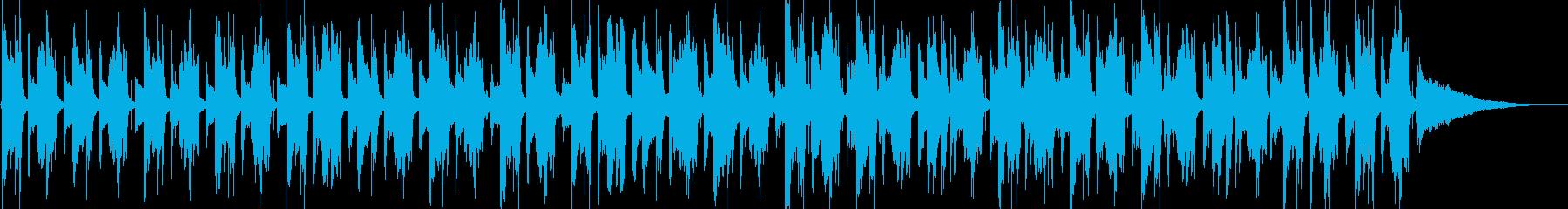 アコギ、さわやかなんの再生済みの波形