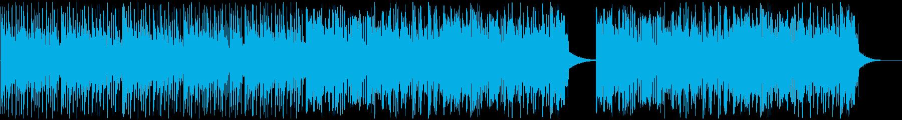 強力なグルーヴとキャッチーなシンセ...の再生済みの波形