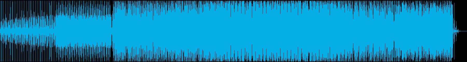 ハウス ダンス プログレッシブ テ...の再生済みの波形