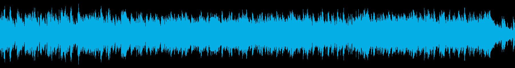 戦闘BGM ループ RPG バイオリンの再生済みの波形