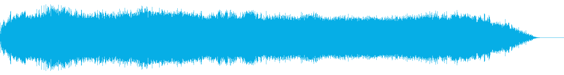 Drill アニメ風ドリル音 歯医者 4の再生済みの波形