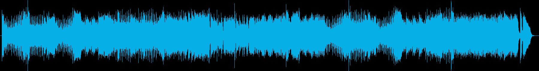 ショパン エチュード10-4 ピアノソロの再生済みの波形