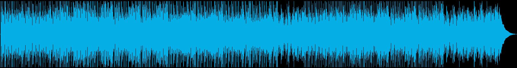 タンゴ サンバ ほのぼの 幸せ ロ...の再生済みの波形