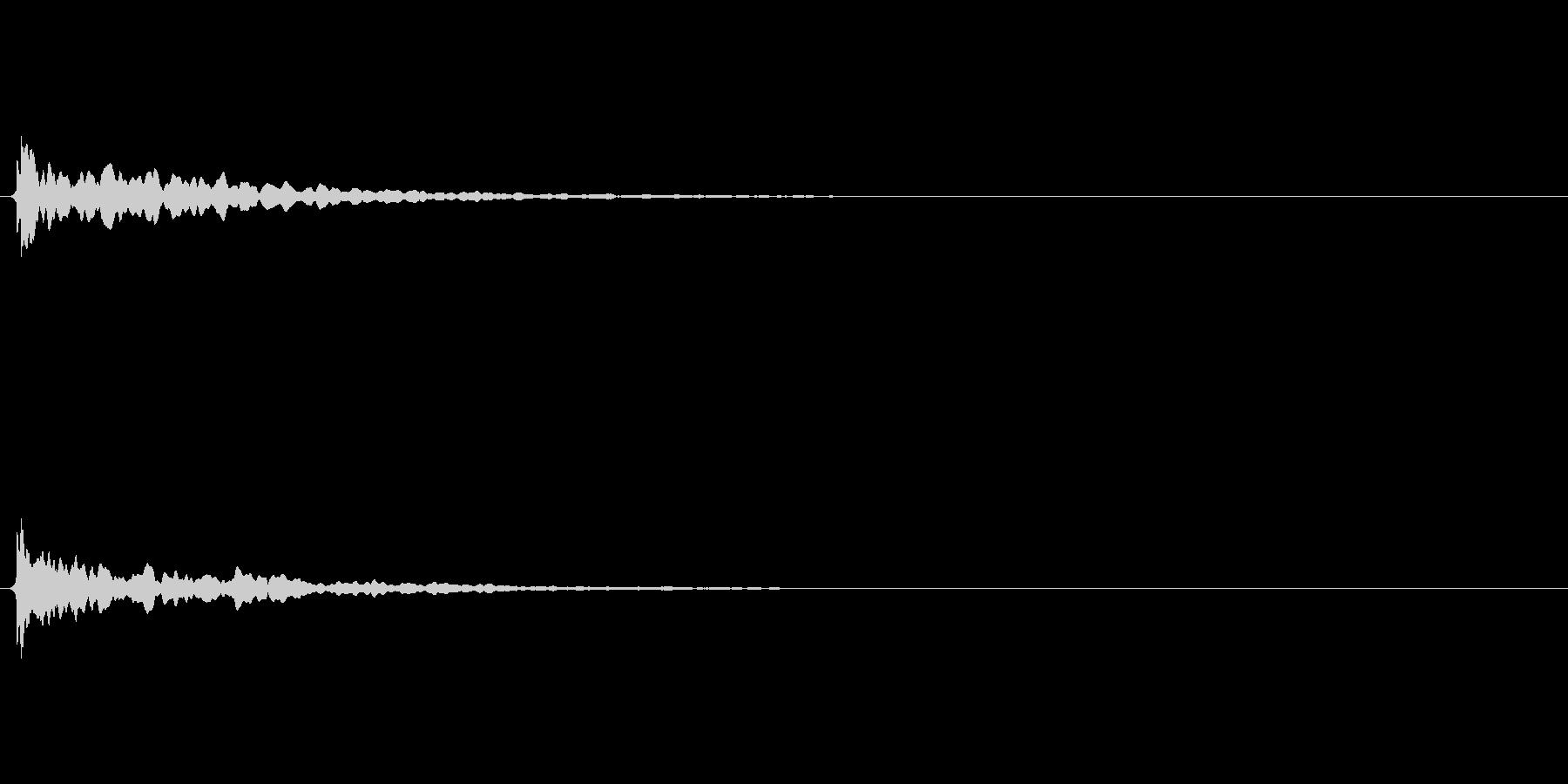 キラキラ系_086の未再生の波形