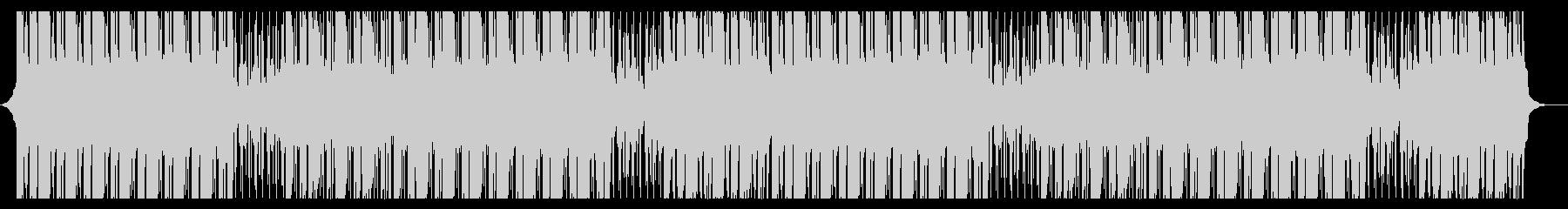 FutureBass風BGMの未再生の波形