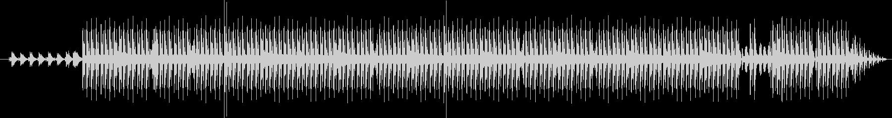 ヒップホップ楽器。圧倒的なストリー...の未再生の波形