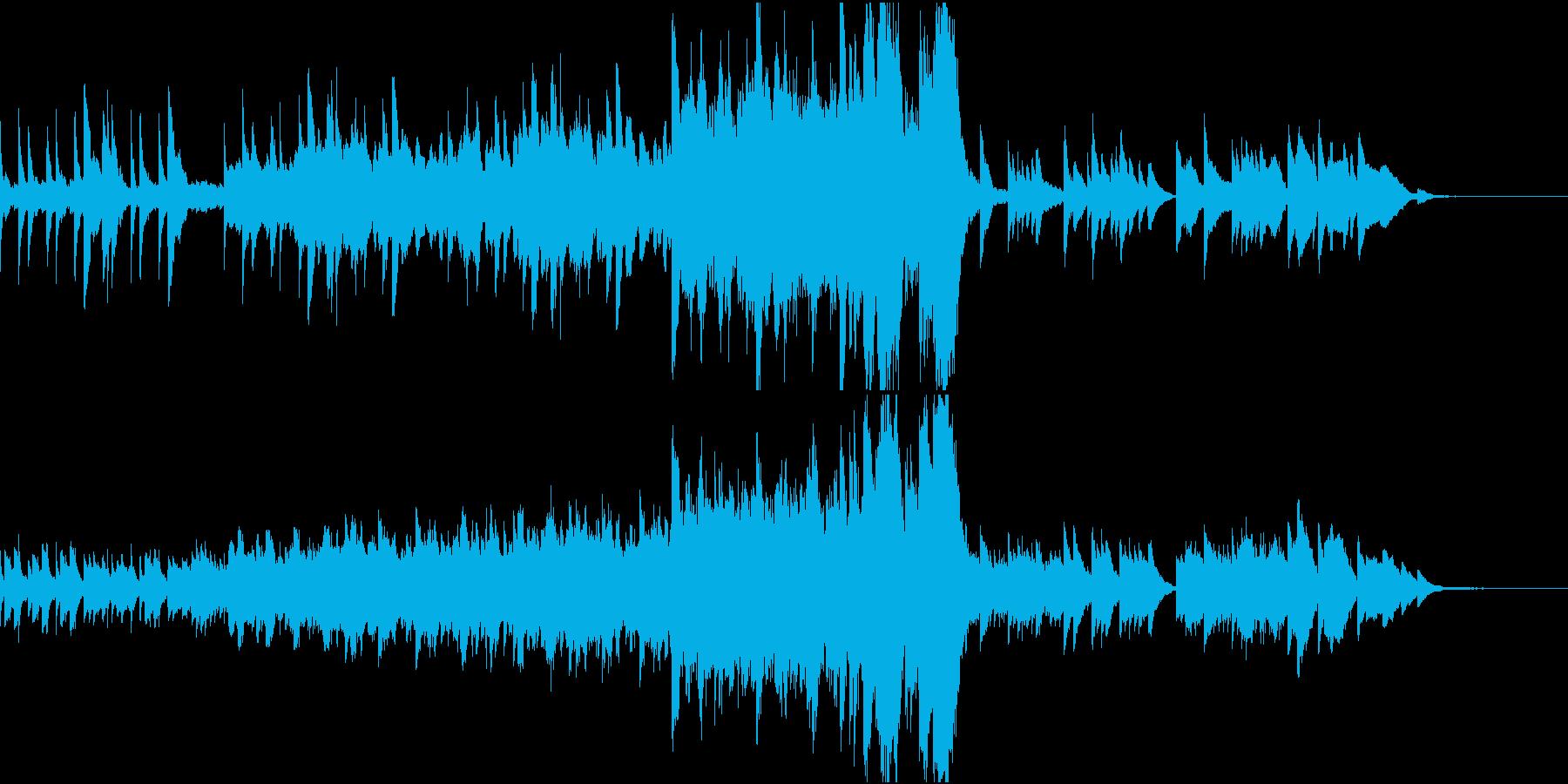 クラシック 交響曲 プログレッシブ...の再生済みの波形