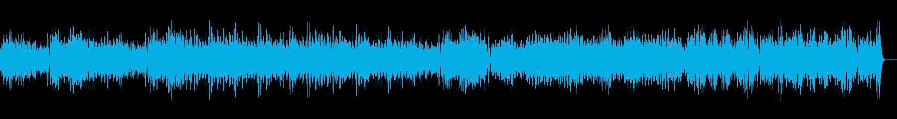 シュガー・ケイン_オルゴールverの再生済みの波形