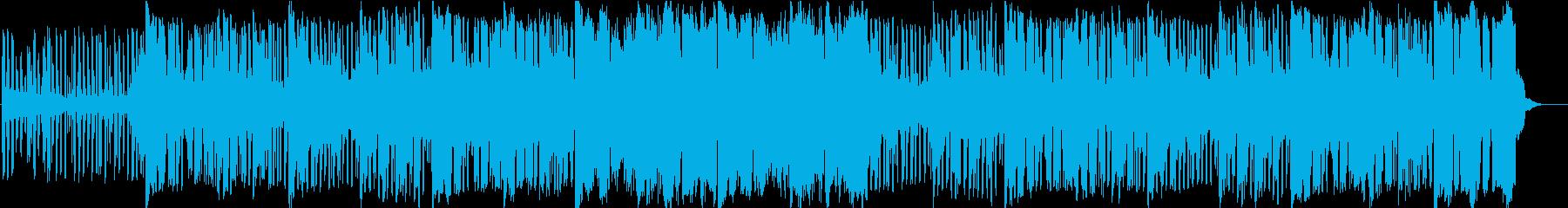ケルト 中世ヨーロッパ 異世界なBGM の再生済みの波形