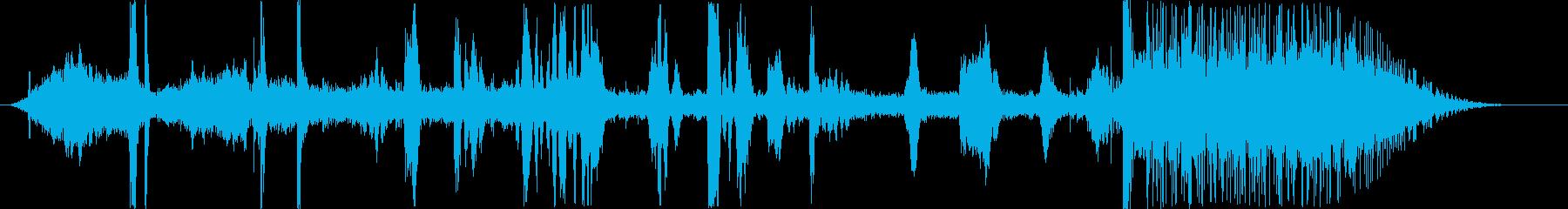 トンボラの再生済みの波形