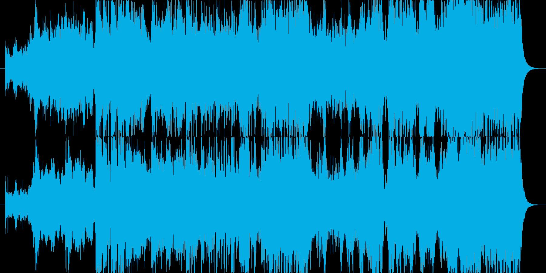 RPG/エルフファンタジー/タイトルの再生済みの波形