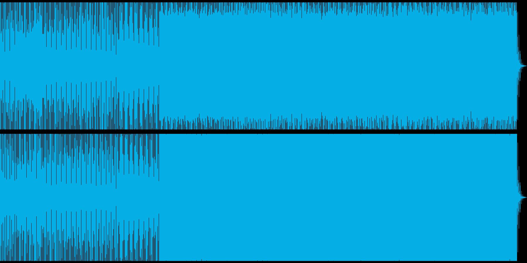 noiseDeepDub minimalの再生済みの波形