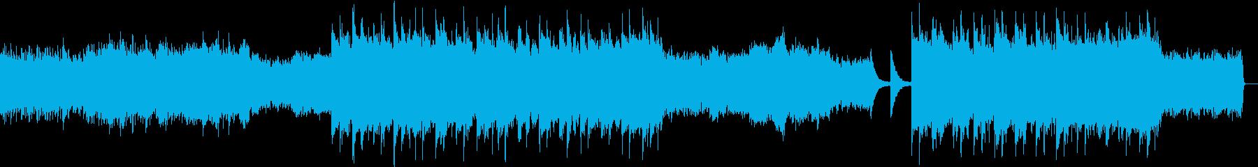 RPG/ゲーム/お城の再生済みの波形