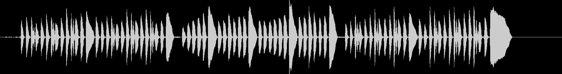 Bugle PlaysΓÇÿrev...の未再生の波形