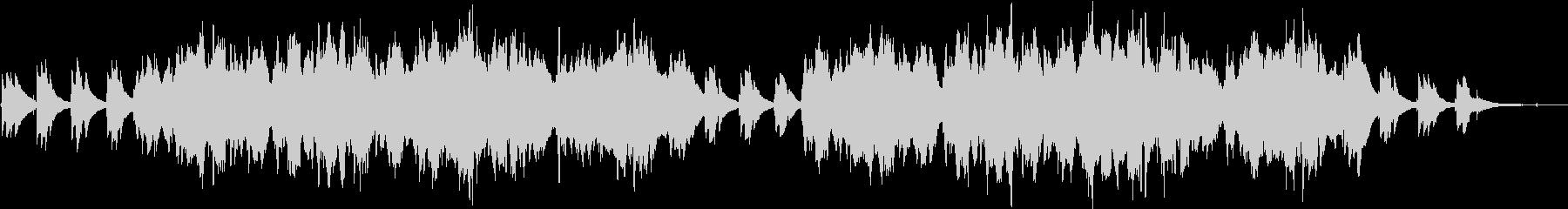 サリーガーデン/バイオリン/ケルト生演奏の未再生の波形