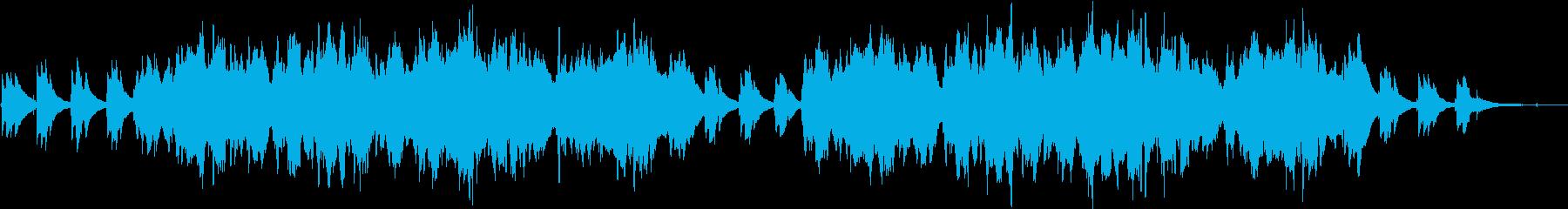 サリーガーデン/バイオリン/ケルト生演奏の再生済みの波形