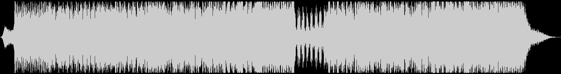 メトロポリスの未再生の波形