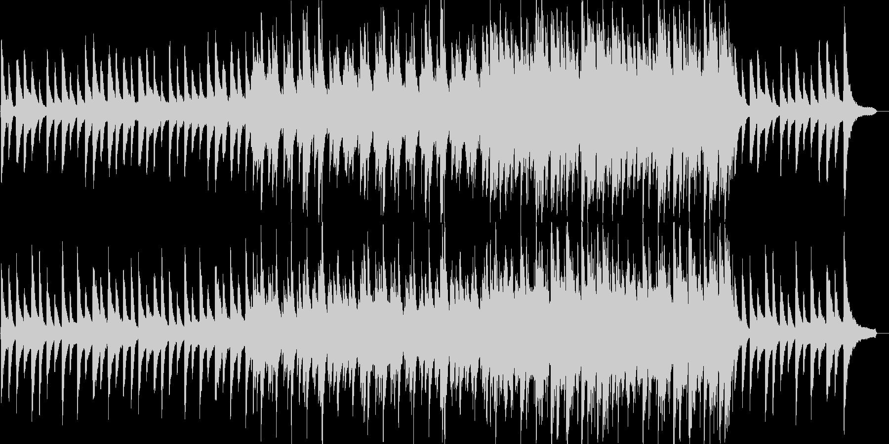 感動的・切なさ・ピアノ・映像・イベント用の未再生の波形