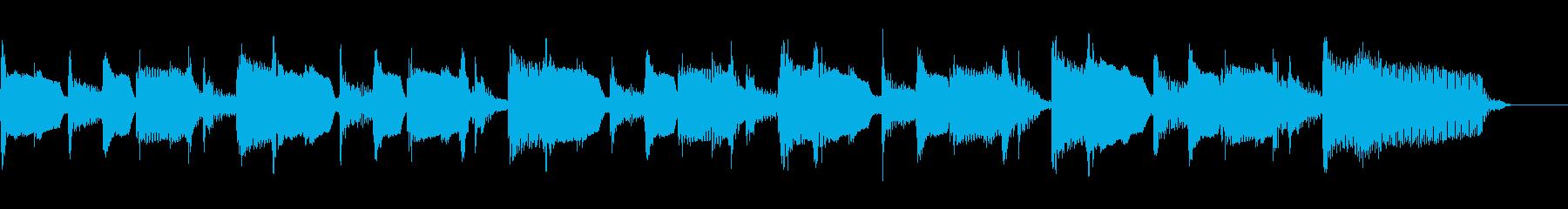 マルガリータ、スローテンポ、ノーホ...の再生済みの波形