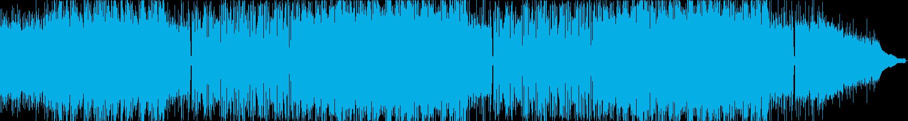 元気で明るいポップなBGM/OP/CMの再生済みの波形