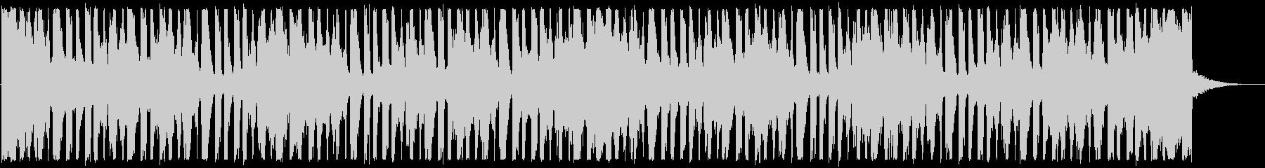 涼しげなディープハウス_No615_5の未再生の波形