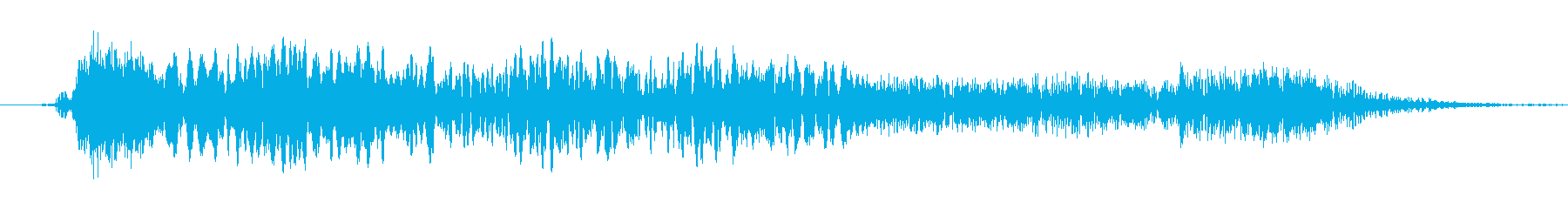 ショートカット遷移3の再生済みの波形