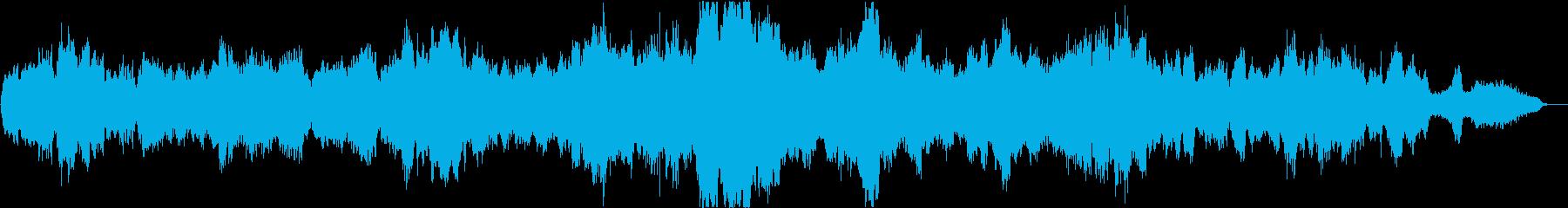 バッハ平均律クラヴィーア曲集_カルテットの再生済みの波形