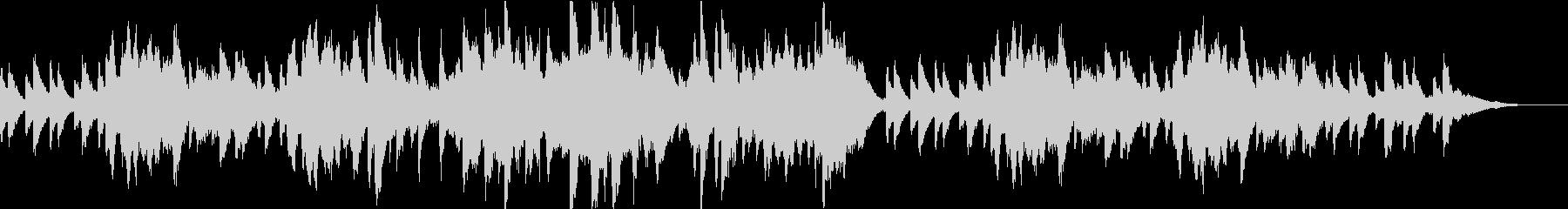 ジムノペディをリアルなチェロでの未再生の波形