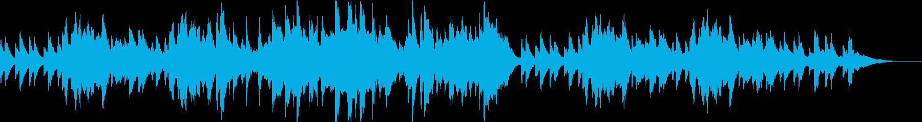 ジムノペディをリアルなチェロでの再生済みの波形