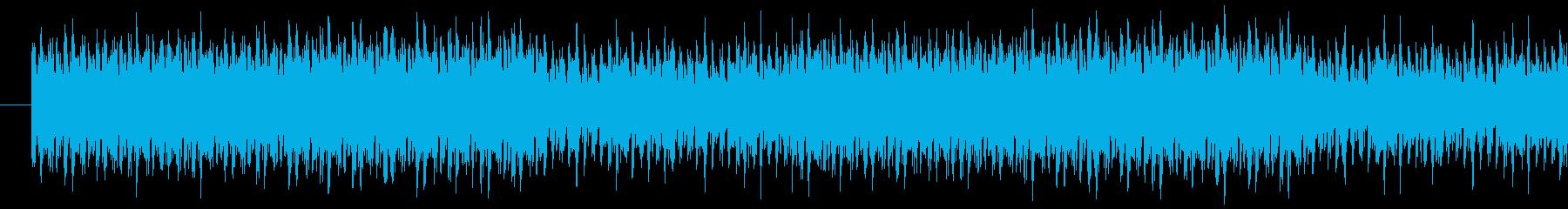 RPG/ダンジョン/アンビエントの再生済みの波形