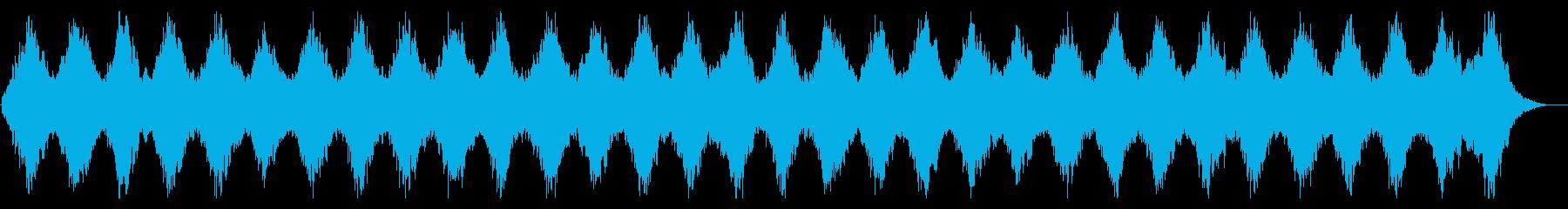 オーソドックスな★都市伝説に最適なBGMの再生済みの波形